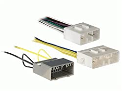 Metra 70-6514 Amplifier Bypass Harness For Select 2005-2007 Chrysler, Dodge & Jeep Vehicles