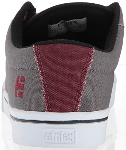 Homme 2 white Etnies Eco De Chaussures Skateboard Jameson grey Red 6g878qnY
