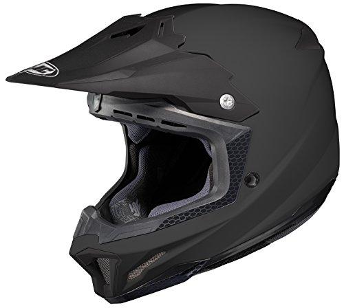 HJC CL-X7 Off-Road Motocross Helmet (Matte Black, -