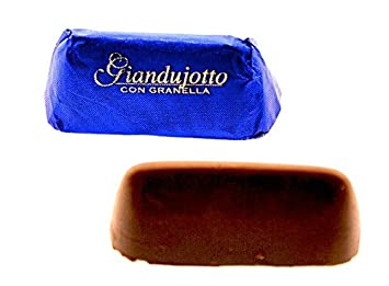 Amazon.com : La Suissa, Classic Gianduiotto Smooth Milk Chocolate ...