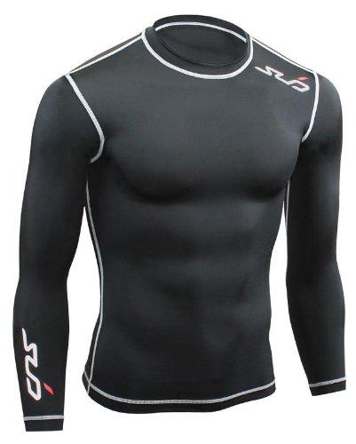 Sub Sports Kids Compression Long Sleeve Vest Top T-Shirt Base Layer Sports Wear – DiZiSports Store