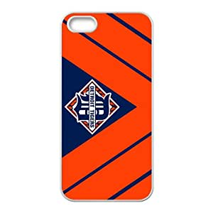 Detroit Tigers Bestselling Hot Seller High Quality Case Cove Hard Case For Iphone 5S