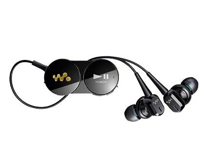 Sony cancelación de ruido auriculares Bluetooth | MDR-NWBT10 N B Negro [Electronics]: Amazon.es: Videojuegos