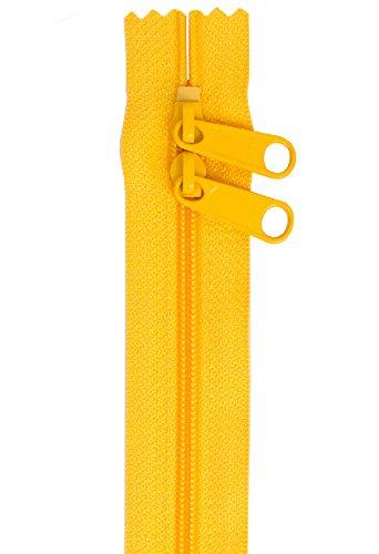 Zipper Bag Pattern (Patterns ByAnnie ZIP40-190 Buttercup Double-Slide Handbag Zipper,)