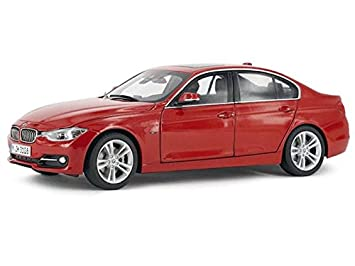 Paragon Models   BMW F30 (3 Series) 1/18 Red