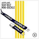 Airbus Lanyard – Varied Designs - Key chain or ID Badge Holder