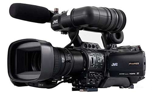 JVC GY-HM850U ProHD Compact Shoulder Mount Camera with Fujinon 20x Lens by JVC