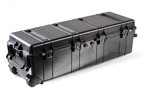Pelican 1740 Case With Foam (Black) by Pelican