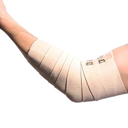 ACE Elastic Bandage with Clips, 1 Each
