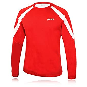 Asics Sweat Ben Longsleeve Running Top Tee Gym Shirt Sports Top Fitness, Running & Yoga