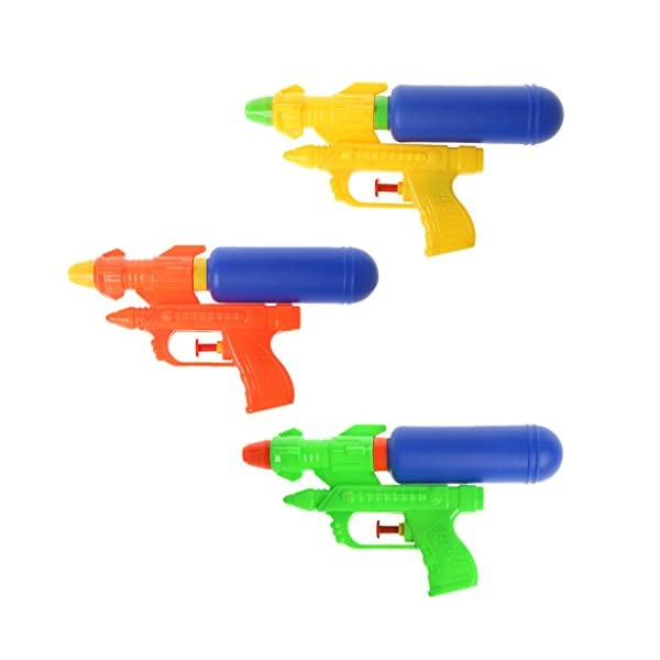 Youliy, pistola ad acqua per bambini, pistola ad acqua, giocattolo per la spiaggia per bambini, pistola a spruzzo per l… 1 spesavip
