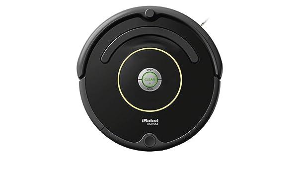 Robot Aspirador Roomba 612 iAdaptTM AeroVacTM 0,41 L 33W: Amazon ...