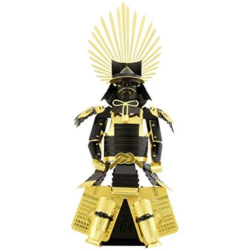 (Fascinations Metal Earth Japanese Toyotomi Armor 3D Metal Model Kit)