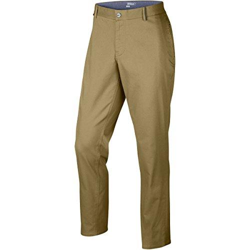 Nike Modern Fit Washed Pantaloni da uomo Khaki / Azul / Gris
