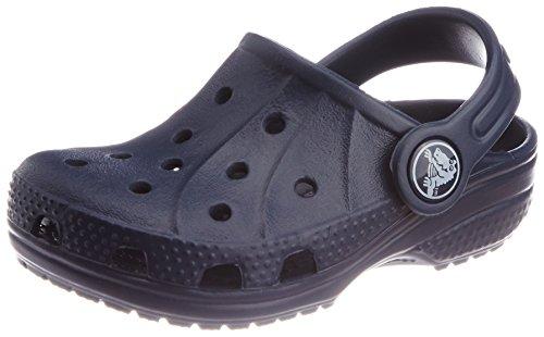 Girls Slingback - Crocs Kids Ralen Clog Slip On Shoes, US 3 Little Kid, Navy Blue