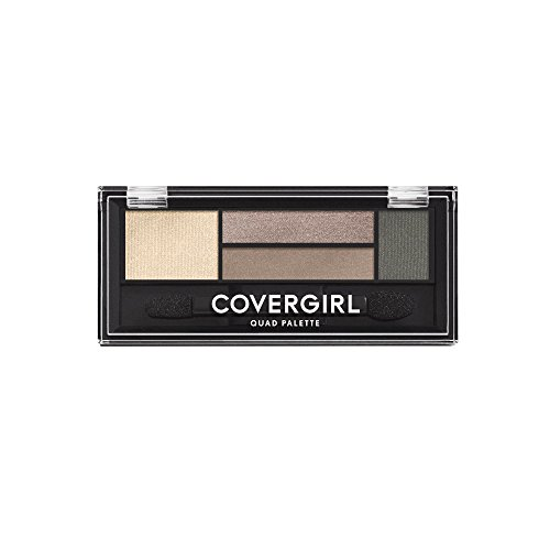 COVERGIRL Eye Shadow Quads Notice Me Nudes 700, .06 oz (packaging may vary)