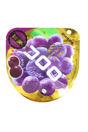 UHA Mikakuto Purple Grape Jelly 6.67g.