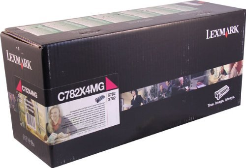(Lexmark C772 Magenta Extra HIGH Yield Return Program Print Cartridge (15K) (GSA COMPLIAN)