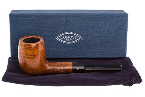 Comoy's Tradition 182 Tobacco Pipe - (Comoys Pipe)