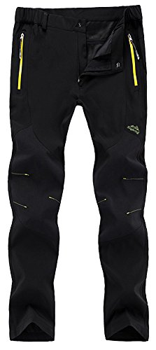 singbring-mens-outdoor-lightweight-waterproof-hiking-mountain-pants-men-medium-black