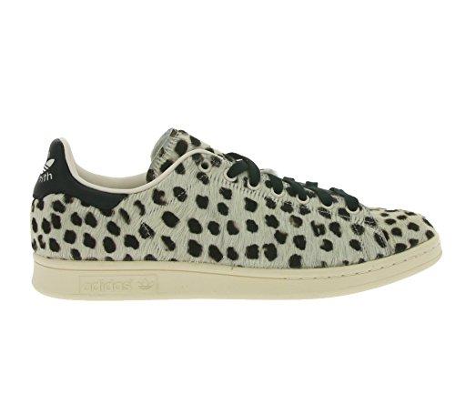 adidas Originals Stan Smith Schuhe Herren Sneaker Turnschuhe Weiß S75117, Größenauswahl:46 2/3