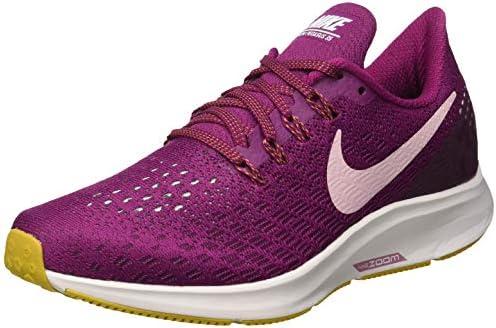 size 40 11e28 a4646 Nike Air Zoom Pegasus 35 Women's Running Shoes, Grey, 6 UK ...