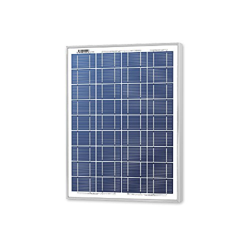 High Watt Solar Panels - Newpowa 20w Watts 12v Poly Solar Panel Module Rv Marine Boat Off Grid