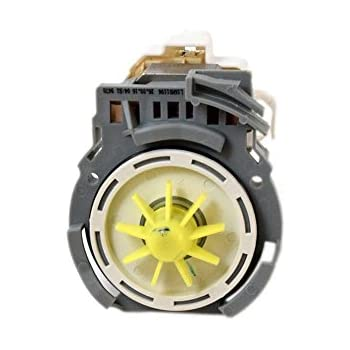 Amazon Com Whirlpool W10876537 Dishwasher Drain Pump