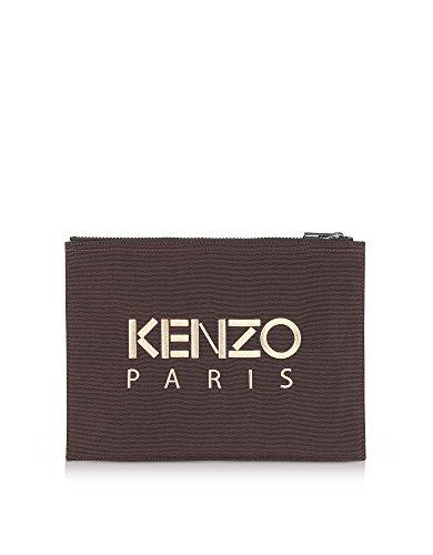 Kenzo Pochette Donna F765PM302F2023 Canapa Bordeaux