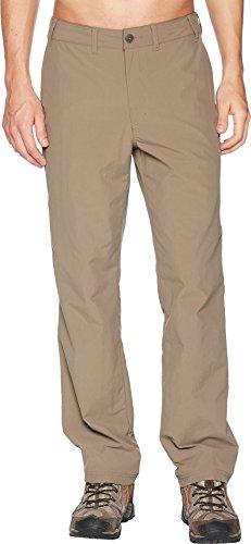 ExOfficio Men's Sol Cool Nomad Lightweight Casual Pants, Short, Falcon, Size 36 (Nomad Ex Mens Officio Pant)