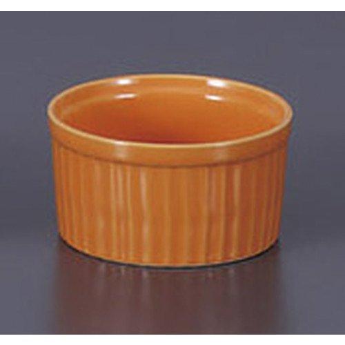 Western-style single item Orange souffle M [9 x 5 cm 200 cc] Ryotei Ryokan Japanese-style machine For eating and drinking business