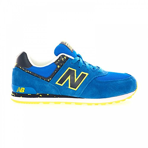 Baskets Blue nbsp;Junior Tailles Femmes de NEW Disponibles running Yellow KL574 BALANCE wqCx1Etz