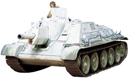Neu Tamiya 35093-1//35 Russian Tank Destroyer SU-122