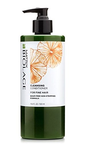 Biolage Cleansing Conditioner For Fine Hair, 16.9 Fl. Oz. by BIOLAGE