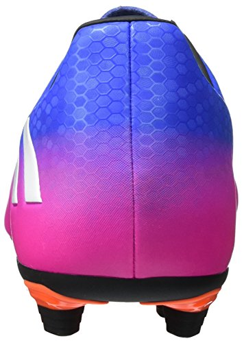 adidas Messi 16.4 Fxg, Zapatillas de Fútbol para Hombre Azul (Blue/ftw White/solar Orange)