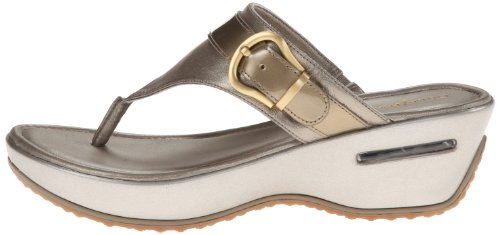 d3bc2f01597 Cole Haan Women s Maddy Tant Thong Wedge Sandal