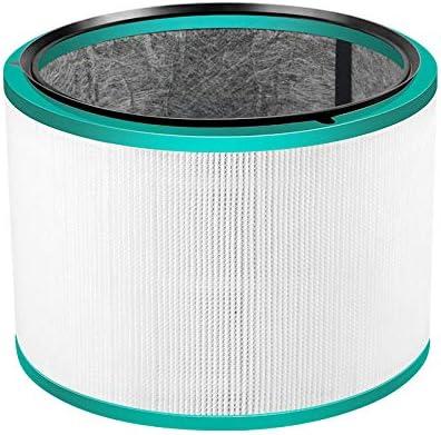 BXWBH Filtro HEPA de Repuesto Compatible con Dyson Pure Cool HP03 y DP01 DP03 purificador de Aire de Escritorio y Dyson HP02 HP01 HP00 Pure Hot: Amazon.es: Hogar