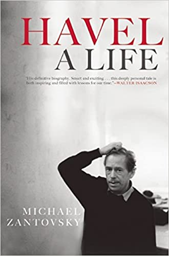 Image result for havel a life zantovsky book cover