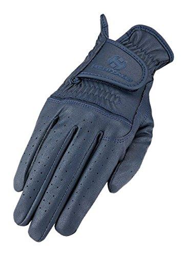Heritage Premier Show Gloves, Size 8, Navy