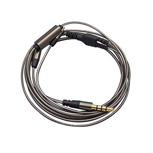 Meijunter Ersatz Kopfhörer Upgrade Remote Control Headphones Cable Cord Wire Kabel Schnur Linie für Moxpad X3 VJJB N1…