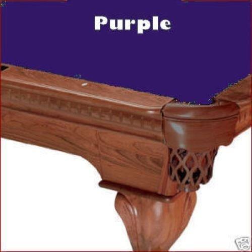 7' Purple ProLine Classic 303 Billiard Pool Table Cloth (Pro Line Felt)