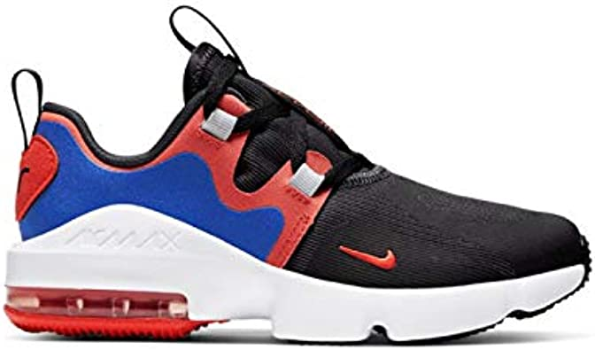 Nike Baskets Air Max Infinity (PS): : Chaussures et