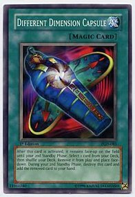 YuGiOh Pharaonic Guardian Different Dimension Capsule PGD-083 Common [Toy]
