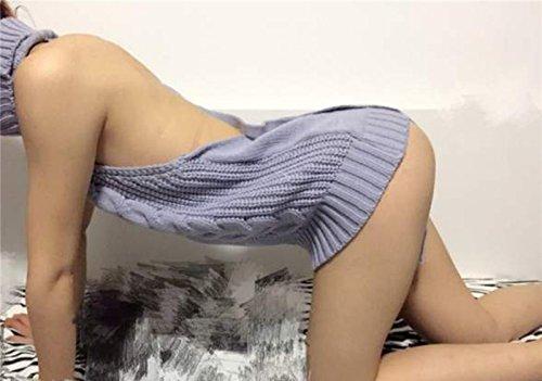 E-Bestar - Camiseta sin mangas - para mujer Azul