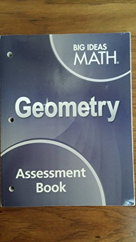 Big Ideas Math Geometry: Assessment Book