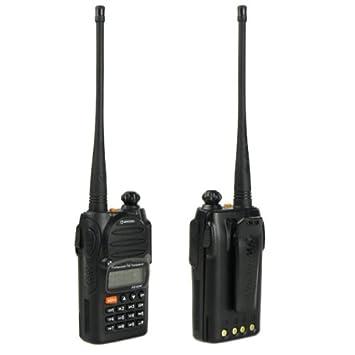 Center One VHF 66-88 MHz 5W 200CH KG-699E WOUXUN DTMF