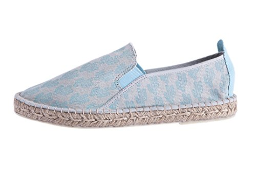 With Cactus Kaki Espadrilles Springs Perez Casimiro Palm Stamp Homme Design 0AnqYRX