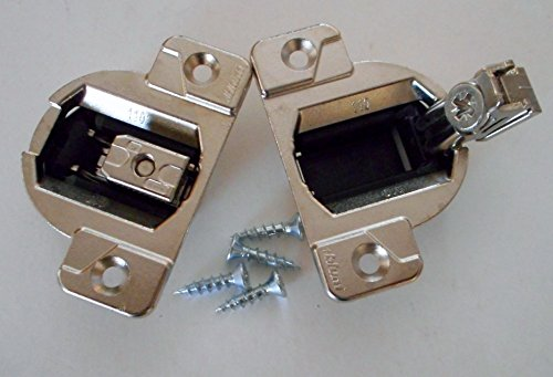 5/8 Inch Cabinet Hinge - 7