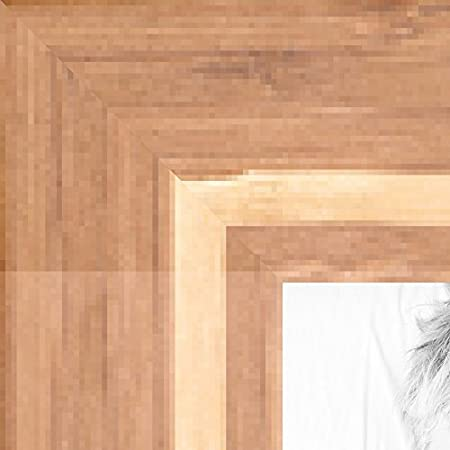 Art To Frames 9x189 X 18 Picture Frame Bamboo 15 Wide