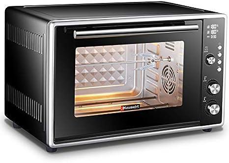 L.TSA Cocina Horno eléctrico de 50L Tostadora de Pastel automática multifunción Horno eléctrico de Gran Capacidad Electrodomésticos Cocina de Cocina: Amazon.es: Deportes y aire libre